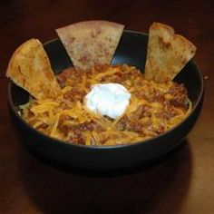 The Holy Bible of Recipes: Chili Top Secret