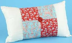 It's a Wrap Pillow BandsSew custom pillow bands to add pizzazz to plain, store-bought pillows. These easy-to-sew pillow bands are assembles so quickly, you will want to create season sets in a variety of complementary fabrics. Download the free pillow band pattern at the end of the slide show.