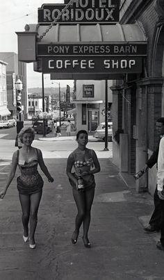 Chicago Vintage photo street