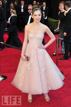 Hailee Steinfeld: Oscar Princess