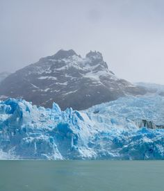 Ghiacciaio Spegazzini, lago Argentino, El Calafate