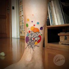 El arte pop por Lan Pravda.