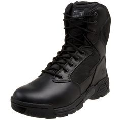 Magnum Men's Stealth Force 8.0 Side Zip Boot >>> Check out the image by visiting the link.
