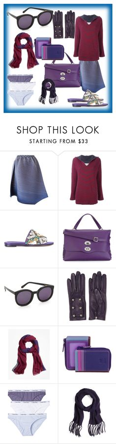 """""""set for sale"""" by denisee-denisee ❤ liked on Polyvore featuring Pleats Please by Issey Miyake, Zoe Karssen, Rochas, Zanellato, Karen Walker, Causse, Brooks Brothers, mywalit, Calvin Klein Underwear and vintage"""
