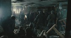 """The Cinematography of """"Children of Men"""" Cinematographer: Emmanuel Lubezki Nominated for the 2007 Academy Award for Best Cinematography Children Of Men, Best Cinematography, Guy Pictures, Painting, Painting Art, Paintings, Painted Canvas, Drawings"""