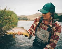 Patagonia, living up to the hype. #AFishWillRise #AdventureWillRise // Photo of @maddiebrenneman by @ngkelley. Be sure to give them both a follow. You'll thank us later.