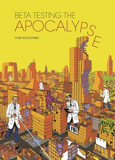 Tom Kaczynski discusses Beta Testing the Apocalypse, his collection of short story comics released late last year by Fantagraphics, how the stories and the book evolved over time, and much more. Worth checking out just for his list of influences alone.