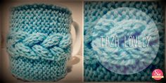 So lovely ♥ Arts And Crafts, Crochet Hats, Cozy, Home Decorations, Mugs, Knitting Hats, Gift Crafts, Art And Craft, Art Crafts