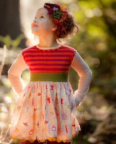 Persnickety Cassie Dress:
