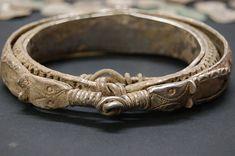 Nested bracelet from the Silverdale Hoard. Image by Ian Richardson viking