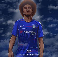 Football Art, Chelsea Fc, Yokohama, Culture, Gallery, Movies, Movie Posters, Illustrations, Soccer