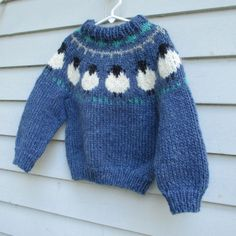 Hey, I found this really awesome Etsy listing at https://www.etsy.com/listing/154084800/girls-sweater-handknit-icelandic-sheep