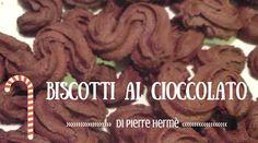 Biscotti al cioccolato- Frolla montata di Pierre Hermè http://blog.giallozafferano.it/uvafragola/biscotti-al-cioccolato-con-frolla-montata-di-herme/