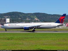 N834MH Delta Boeing 767-400ER