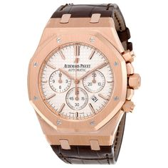 Audemars Piguet Royal Oak Offshore Rose Gold Chronograph Watch 26320OROOD088CR01