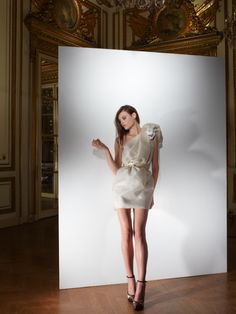 Lanvin Blanche 2013 Bridal Collection - Fashion Diva Design