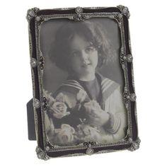 Metallic Photo Frame 10x15 cm - Frames Metal - FRAMES-ALBUMS - inart