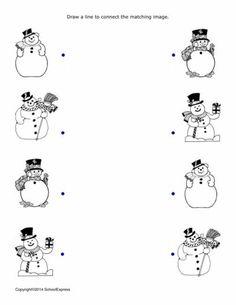 Preschool Weather & Seasons Worksheets: Printable Leaf