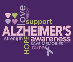 Together we can end Alzheimer's