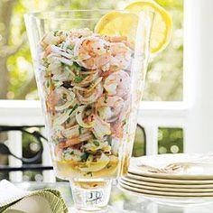 Spicy Pickled Shrimp Recipe | MyRecipes.com - Southern Living recipe