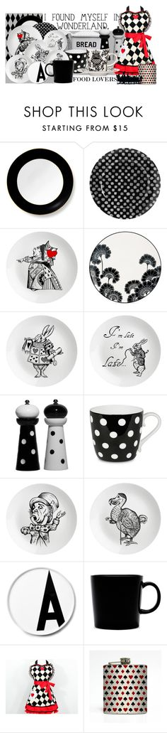 """Alice In Wonderland -gifts"" by fan-addx ❤ liked on Polyvore featuring interior, interiors, interior design, home, home decor, interior decorating, B by Brandie, Kelly Wearstler, Eleanor Stuart and Kate Spade"