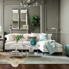 Bedford Customizable Sectional Sofa