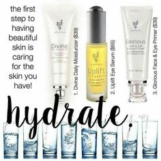 Hydrate! Ask me how to pamper your skin. www.illegallengthsbycristina.com