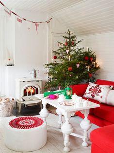 Ideas para una acogedora decoración navideña Ideas for a cozy Christmas decorations