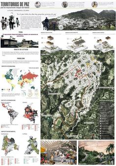 19 Ideas Landscape Architecture Presentation Layout Design For 2019 Landscape Art Quilts, Landscape Design Plans, Landscaping Design, Architecture Drawings, Landscape Architecture, Indian Architecture, Architecture Portfolio, Urban Design Diagram, Plate Presentation