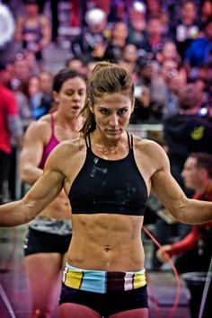 Andrea Ager Female Crossfit Champion - sweatforit.com