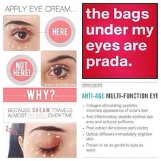 Tis the season! Busy days, late nights and all the stress show up around our eyes! Let's not look 'beat up' this holiday season! I've got a way for you to get our amazing eye cream FREE! Message me for details!