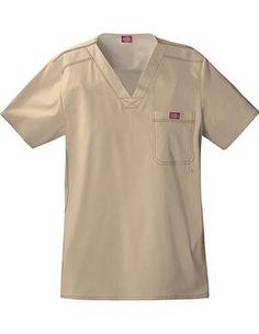 Dickies médicos Gen Flex utilitário Top Sz S-XXL cáqui masculina NWT Dental Uniforms, Medical Scrubs, African Attire, Scrub Tops, Mens Fashion, Mens Tops, Dentist Art, Bedrooms, Women