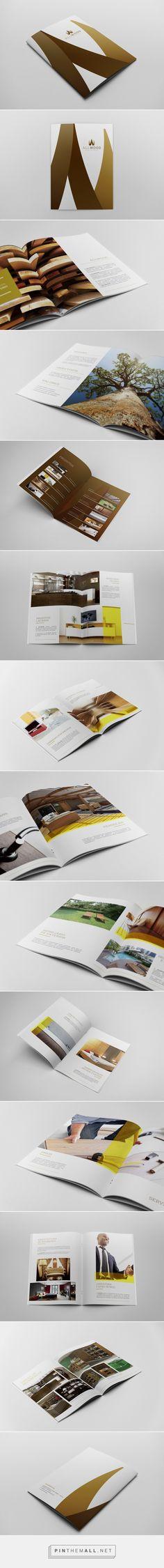 Allwood Catalogue by Miagrphx & João Fernandes #mywork #portfolio #allwood
