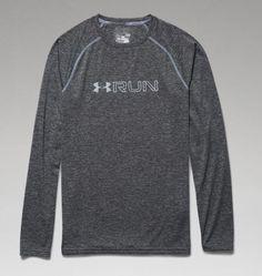 Men s UA Run Twist Long Sleeve T-Shirt   Under Armour US Gym Wear, 502e92056f3b