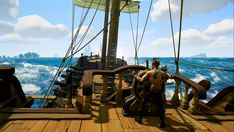 Sea of Thieves trailer wants you to 'be more pirate'