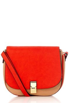 Now magazine agrees that nothing says new season quite like a bright new bag and this colourblock structured satchel from Oasis is our pick of the bunch.