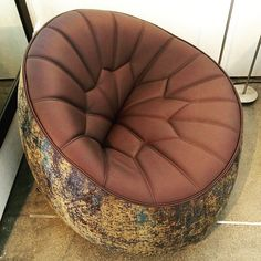 Anda chair and anda ottoman by ligne roset live beautifully - Fauteuil anda ligne roset ...