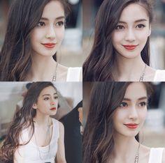 #blackpink #jisook #rose #angelababy #irene #tzuyu #有村架純 #橋本環奈 #石原さとみ #アンジェラベイビー Korean Beauty, Asian Beauty, Beauty Makeup, Hair Beauty, Angelababy, Beautiful Person, Girls In Love, Wedding Makeup, Beauty Women