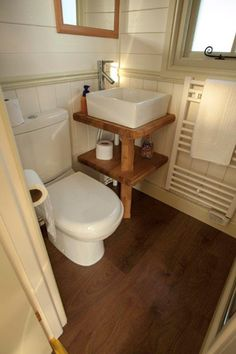 Sink with storage. Would add medicine cabinet for extra storage.                                                                                                                                                                                 More