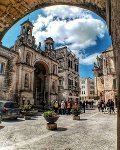 Piazza del Sedile, Matera, Basilicata, Itália