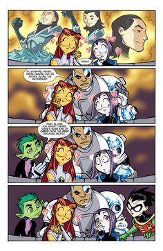 Teen Titans Go! #10 Aqualad