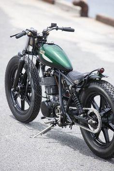 平和モーターサイクル - HEIWA MOTORCYCLE - | SR400 007 (YAMAHA)