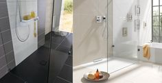 A perfectly hygienic shower experience from Kaldewei