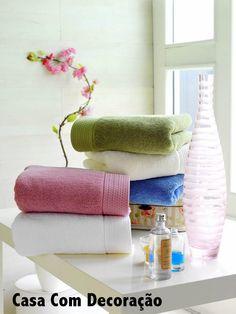 toalhas perfumadas