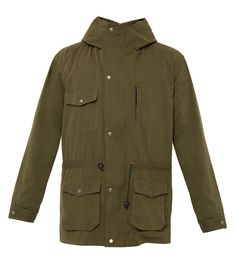 Parka Jacket design by Tolliver. Join the parka gang, this green parka made from cotton, long sleeve, conceal button, zipper and front pocket, regular fit. This green parka jacket can go formal and casual. http://www.zocko.com/z/JFevw