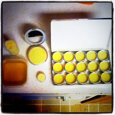 DIY Neosporin Recipe (Multi-Purpose Balm/Salve/Ointment) Coconut Oil, beeswax, lavender/lemon/tea tree oil. Simple and natural!