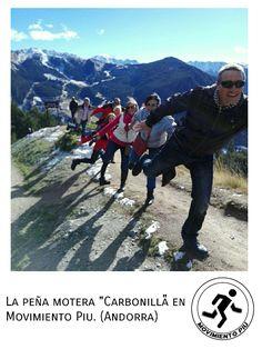 Movimiento Piu en Andorra.