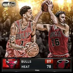 Derrick Rose and Pau Gasol lead the Bulls to victory in Miami. 7769d2c0e