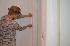 Vorbereitungen treffen: Wand abkleben Teil 1