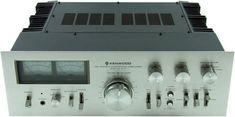 Kenwood - Hi-Fi Database - Amplifiers Kenwood Hifi, Kenwood Audio, Hifi Speakers, Hifi Audio, Music Images, Electronic Devices, Audio Equipment, Audiophile, Tecnologia